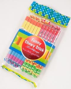 Funny Chewy Stick Lollipop (CSL01)