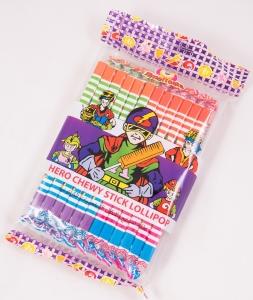 Hero Chewy Stick Lollipop (CSL02)