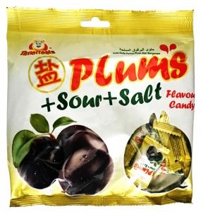Plum Salt Candy