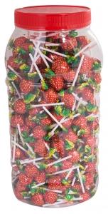 Strawberry Lollipop (Jar Pack - J2)